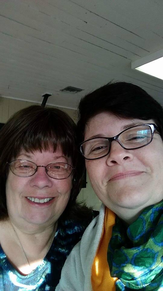 Kathleen and Kezia -- KV